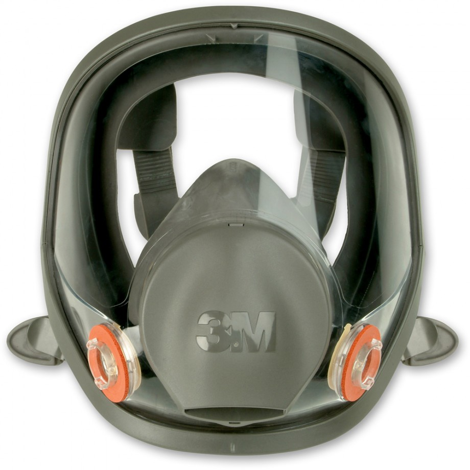 3M 6000 Full Face Respirators