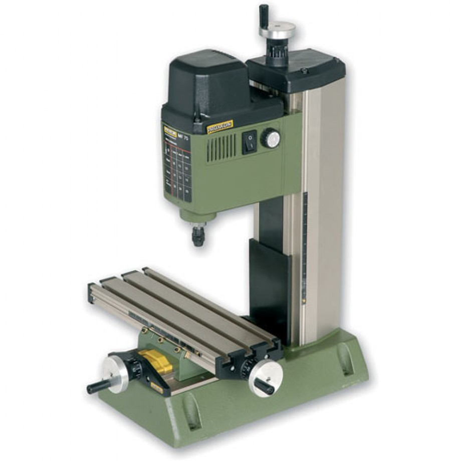 how to use mini milling machine