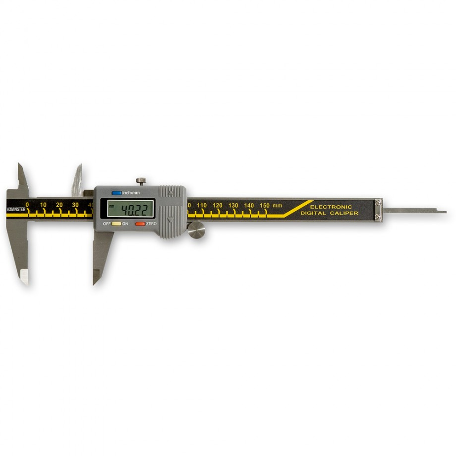 Axminster Digital Electronic Calipers