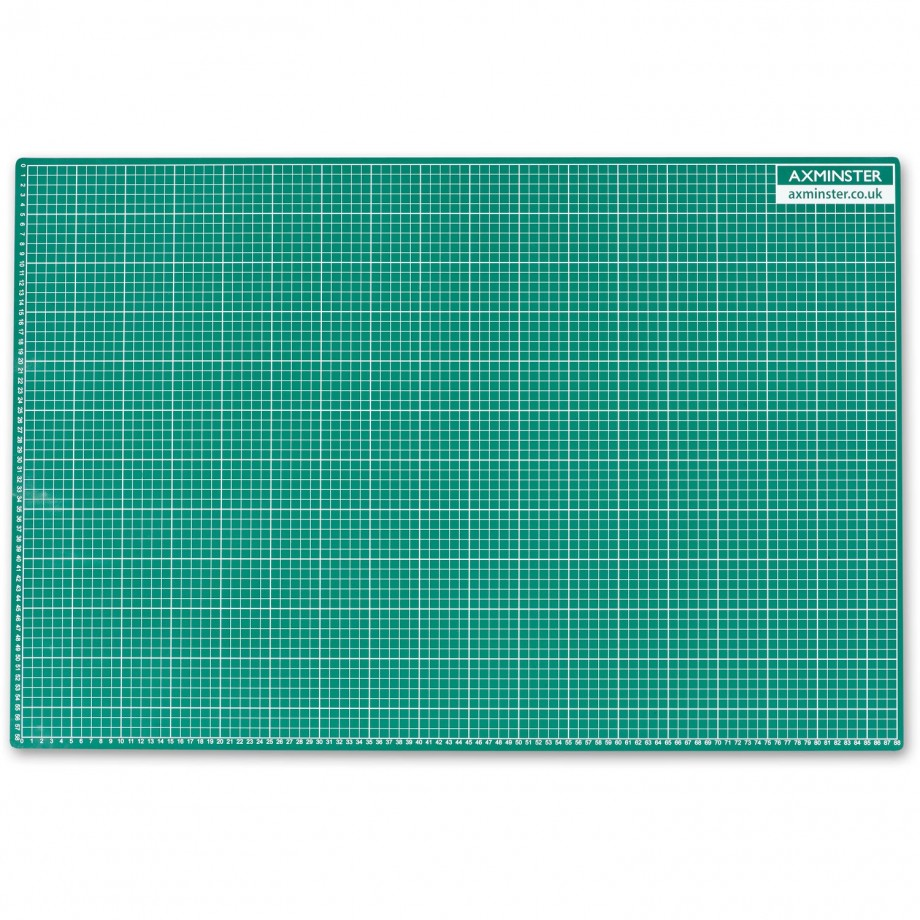 Axminster Self Healing Cutting Mat - A1 (594 x 841mm)