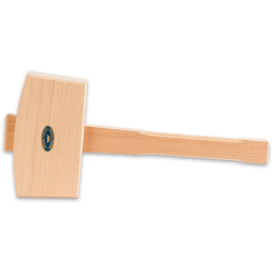 "Crown Beechwood Carpenter's Mallet - 150mm(6"")"