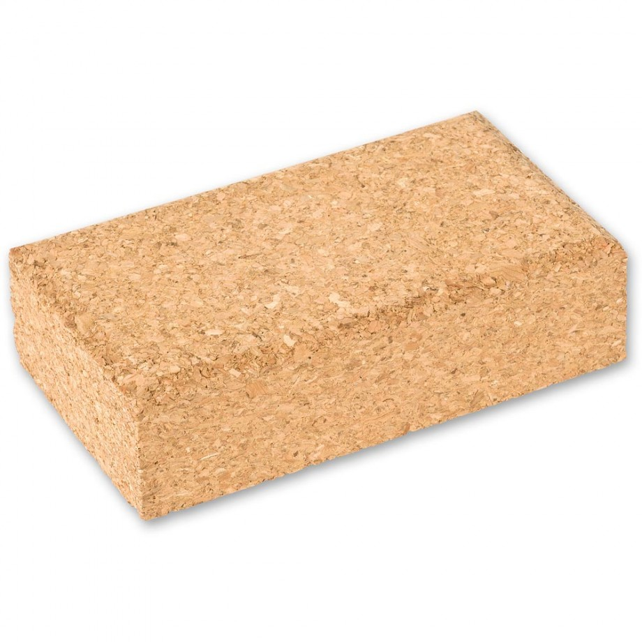 Cork Sanding Block 400453 on Latest Write Your Name