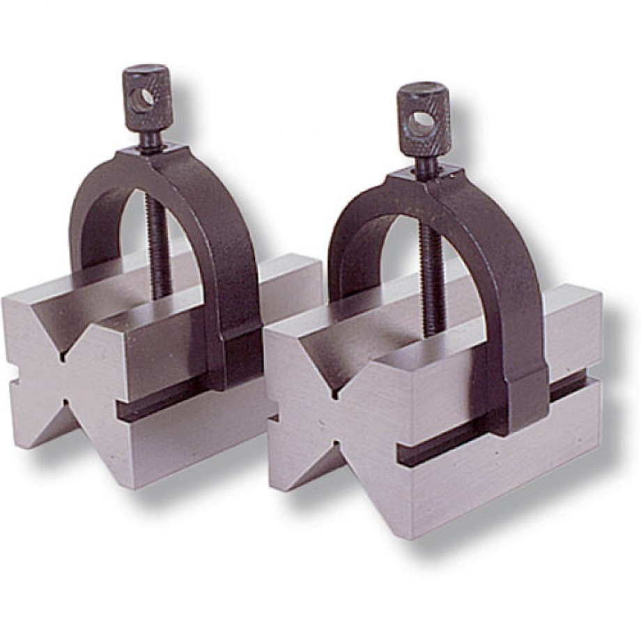 Axminster Vee Blocks And Clamps Vee Amp Gauge Blocks