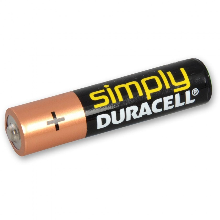 Duracell Battery - AAA (LR03) (Pkt 4)