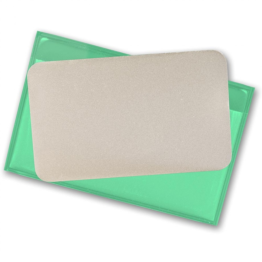 DMT Diamond Sharpening Card - Extra Fine 1,200 Grit