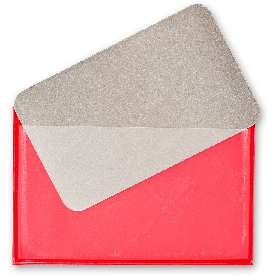 DMT Diamond Sharpening Card - Fine 600 Grit