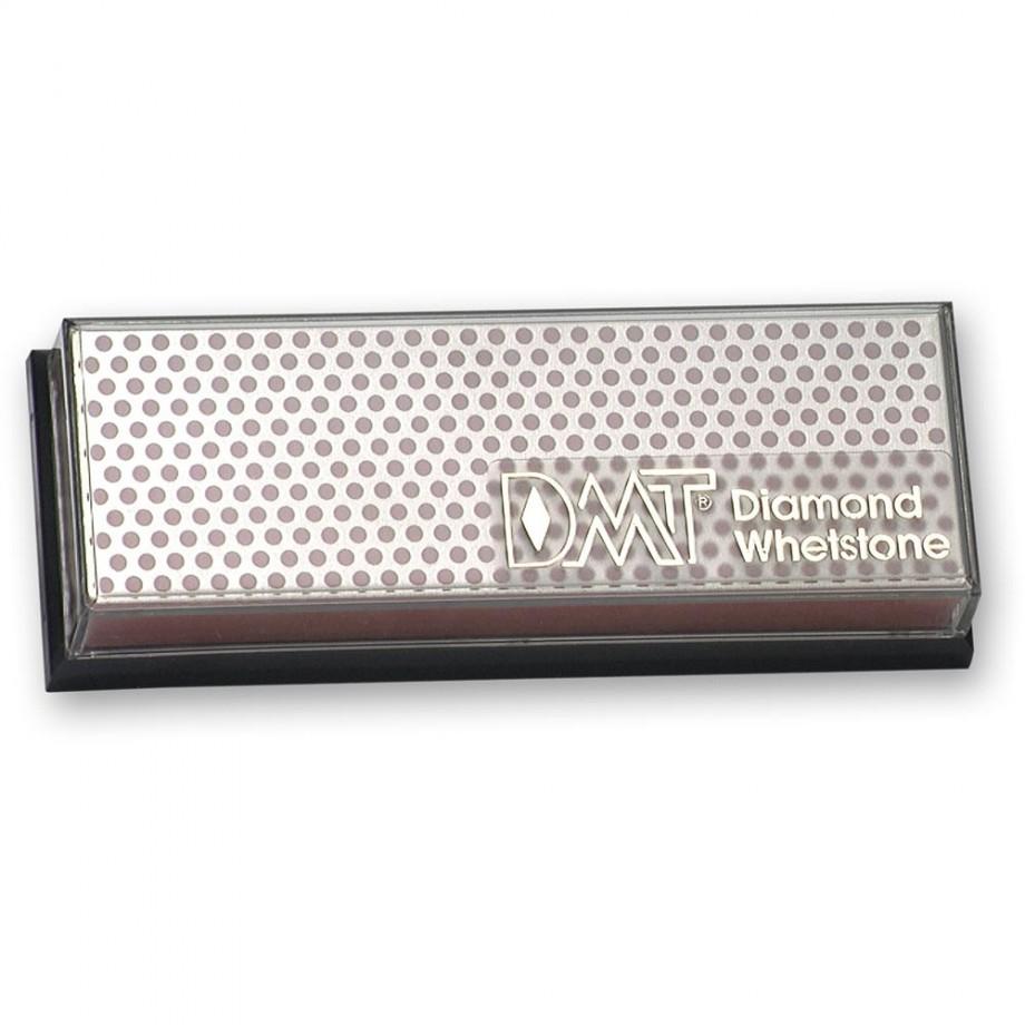DMT Bench Whetstone - Fine 600 Grit (Plastic Case)