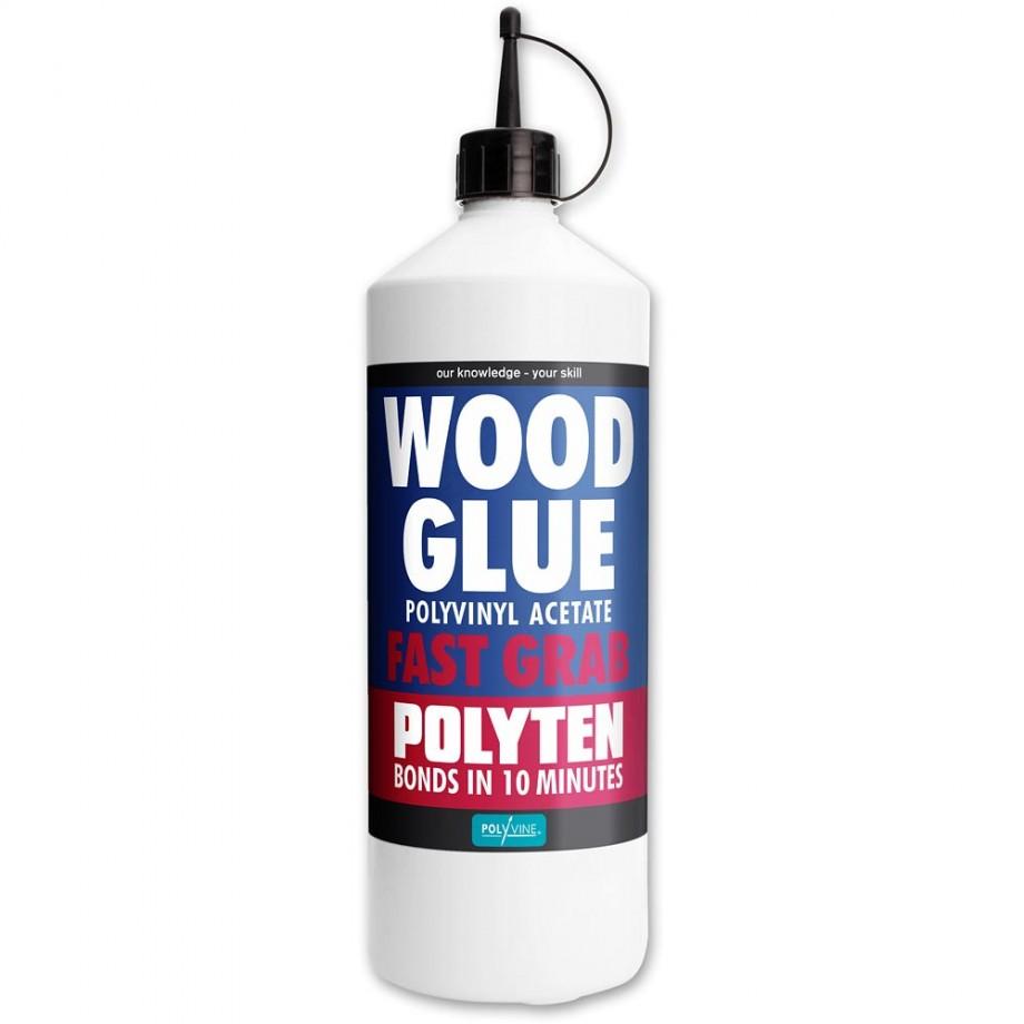 Cascarex Fast Grab Wood Glue - 1 litre