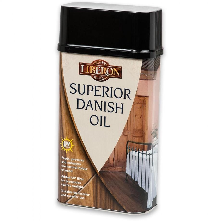 Liberon Superior Danish Oil - 1 litre