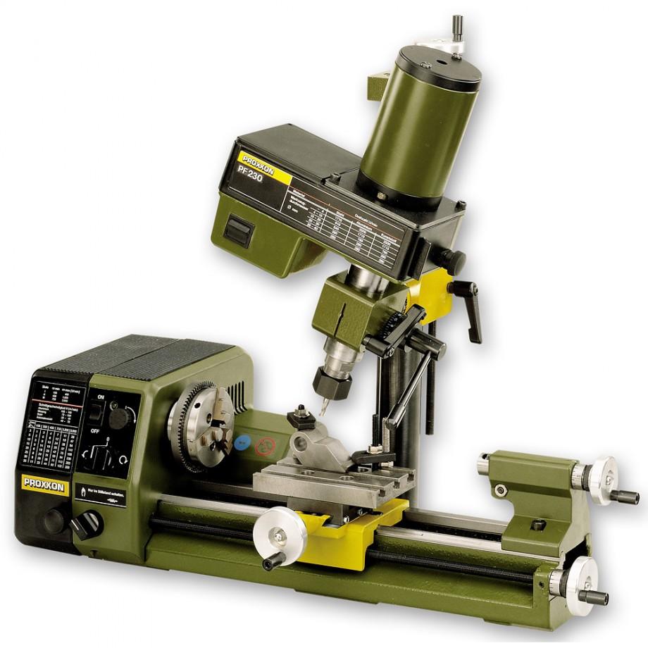 Proxxon PF 230 Mill/Drill Head