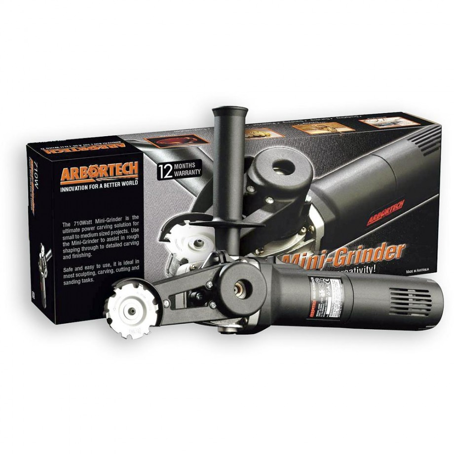 Arbortech Fully Assembled Mini-Carver Power Tool