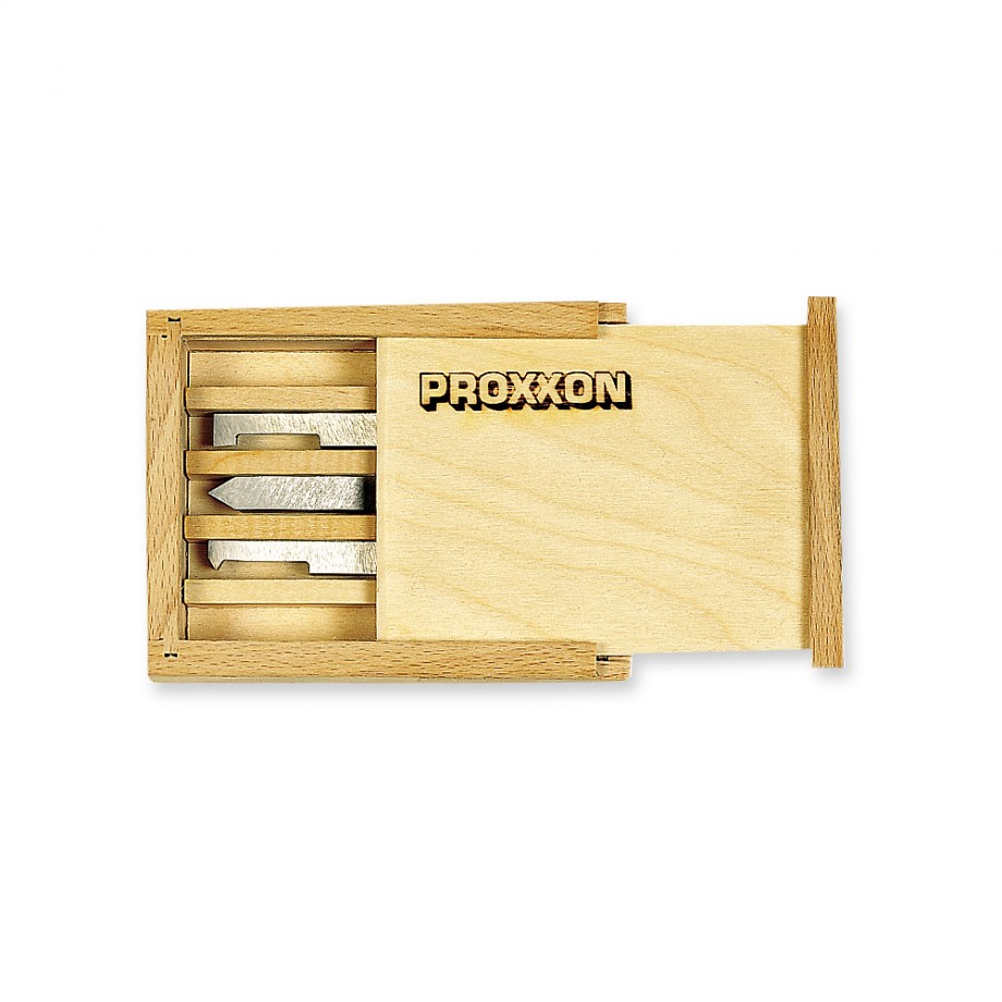 Proxxon 3 Piece Lathe Thread Cutting Sets