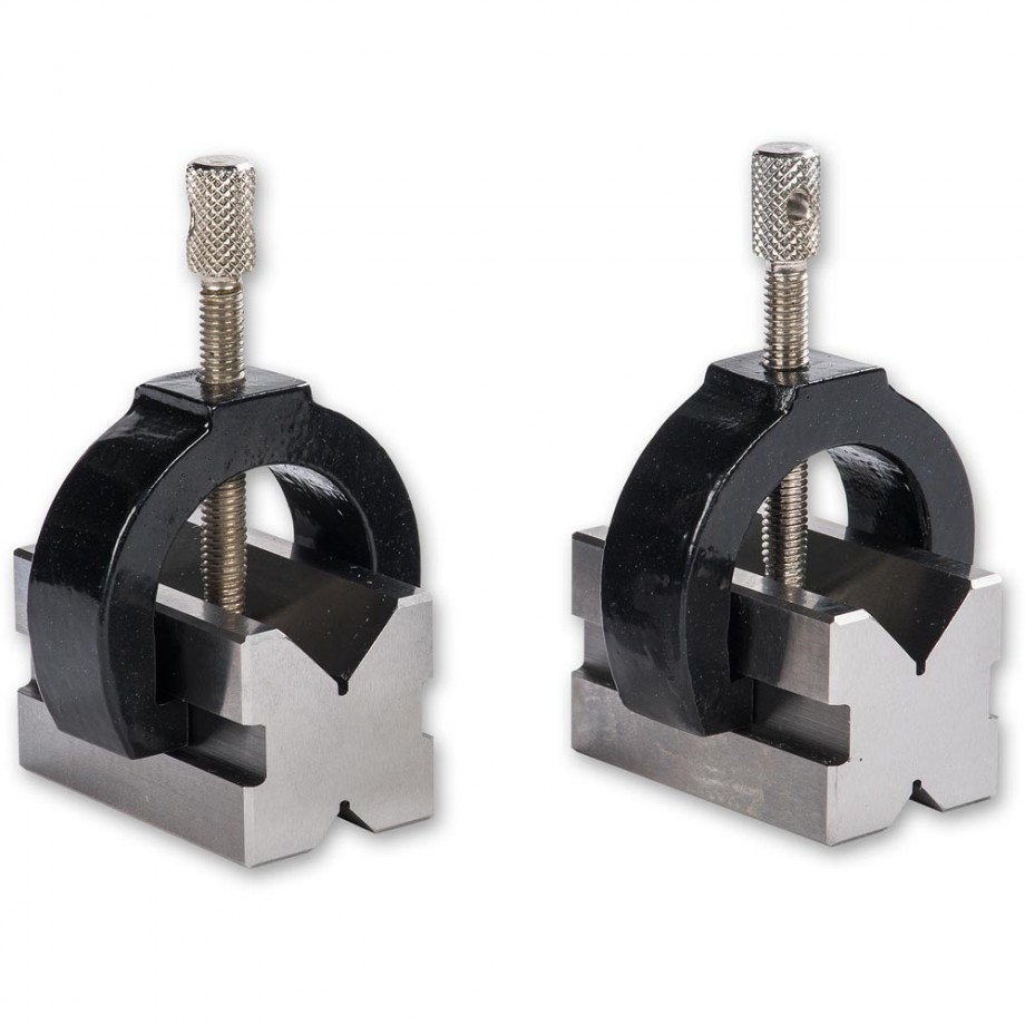 Proxxon Pair of Precision Vee Blocks