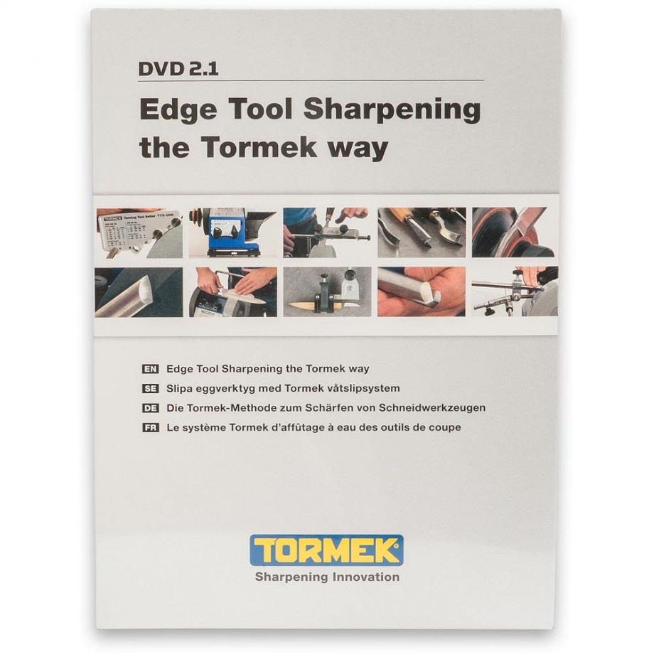 Tormek Instructional DVD