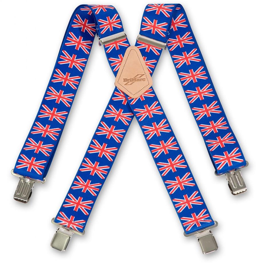 Union Jack Braces
