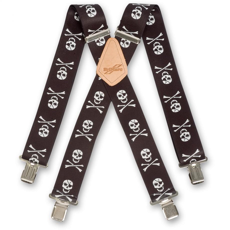 Skull & Crossbones Braces