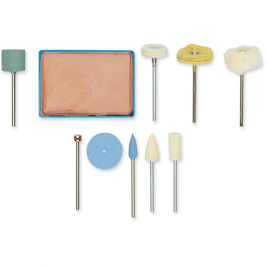 Proxxon Complete Polishing Set