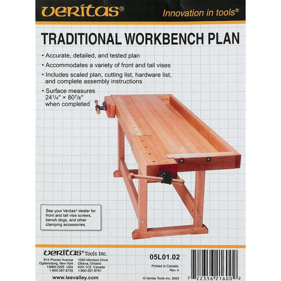 Plan - Veritas Workbench System