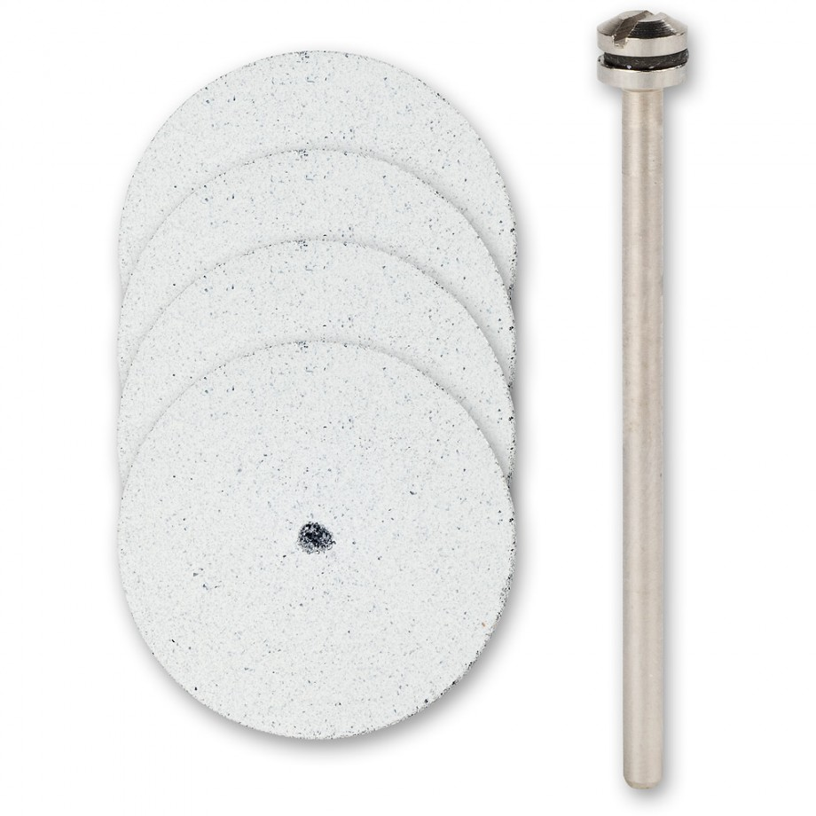 Proxxon Flexible Polishing Pad Set