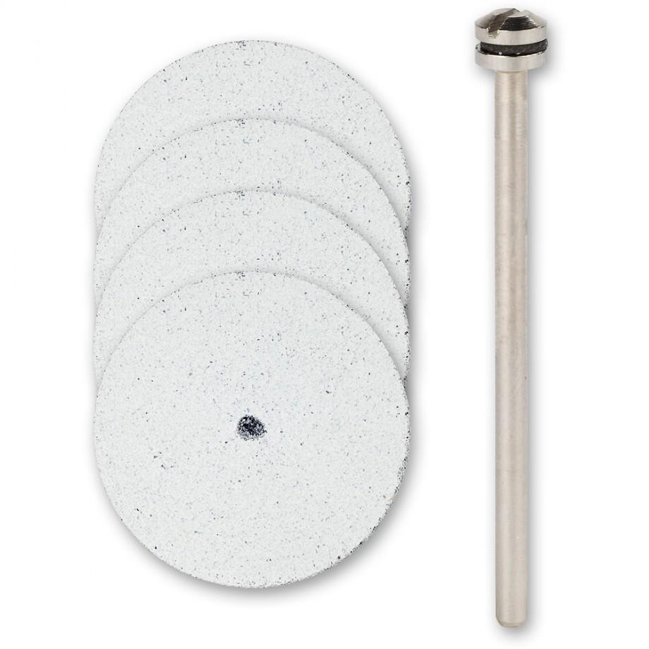 Proxxon Flexible Polishing Pad Set