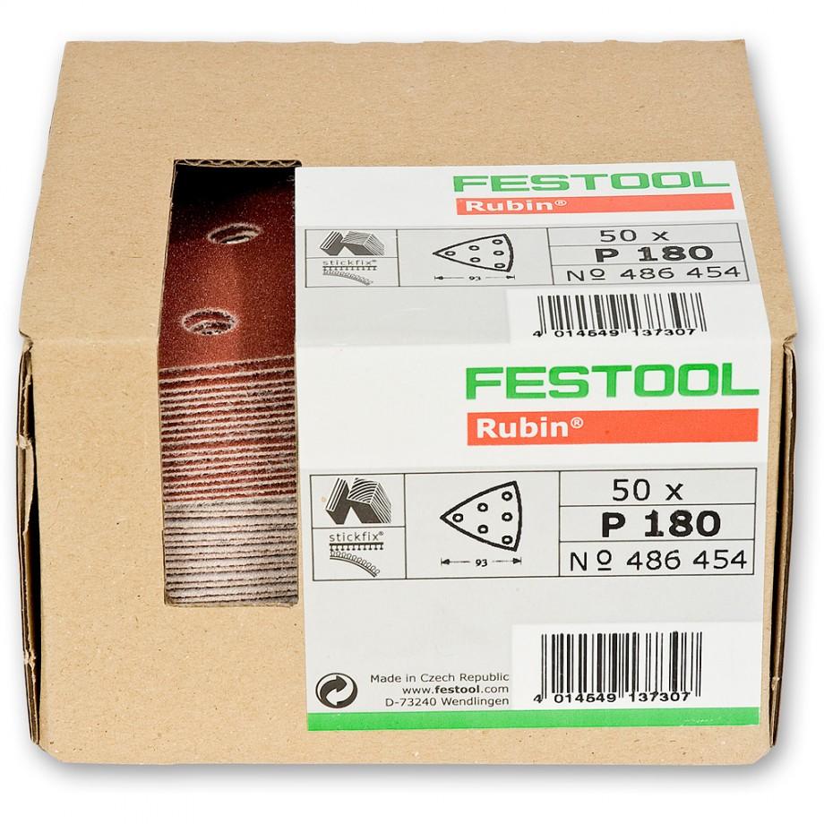 Festool Delta Rubin 2 Sanding Abrasive