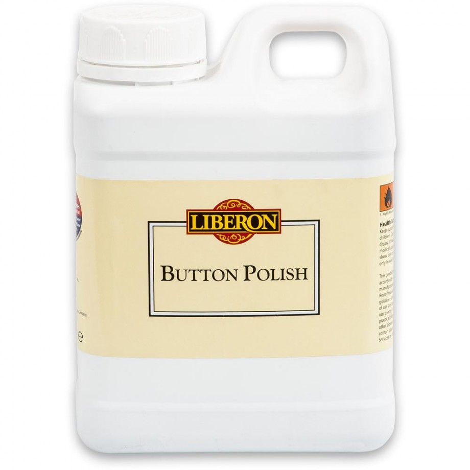Liberon Button French Polish  - 1 litre