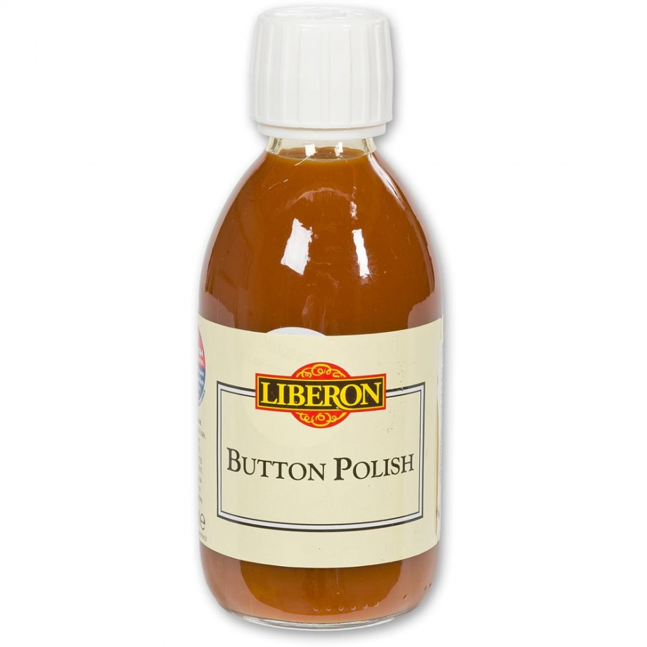 Liberon Button French Polish - 250ml