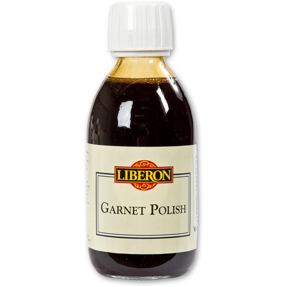 Liberon Garnet French Polish - 250ml