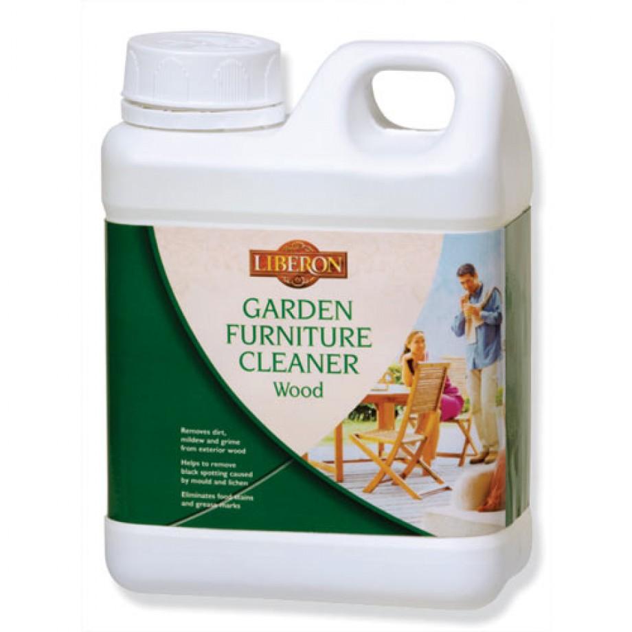 Liberon Garden Furniture Cleaner