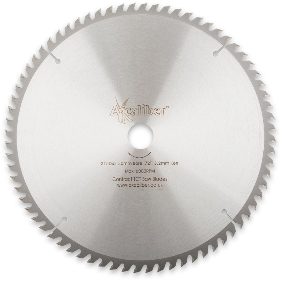 Axcaliber Contract 315mm x 3.2mm x 30mm T72