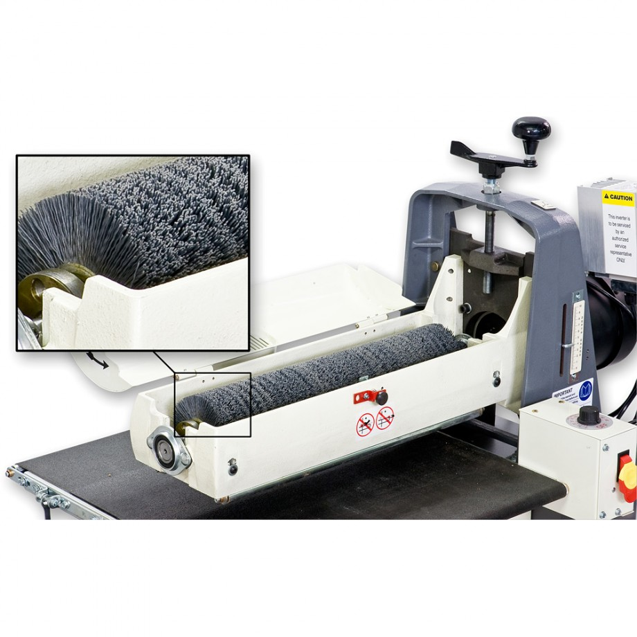 Axminster Trade Series ST-480 Sanding Brush 80 Grit