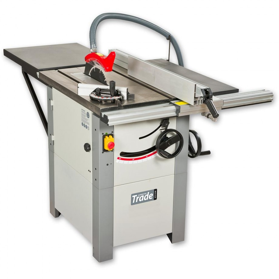 Axminster Trade Series AW12BSB2 Saw Bench - Table Saws ...