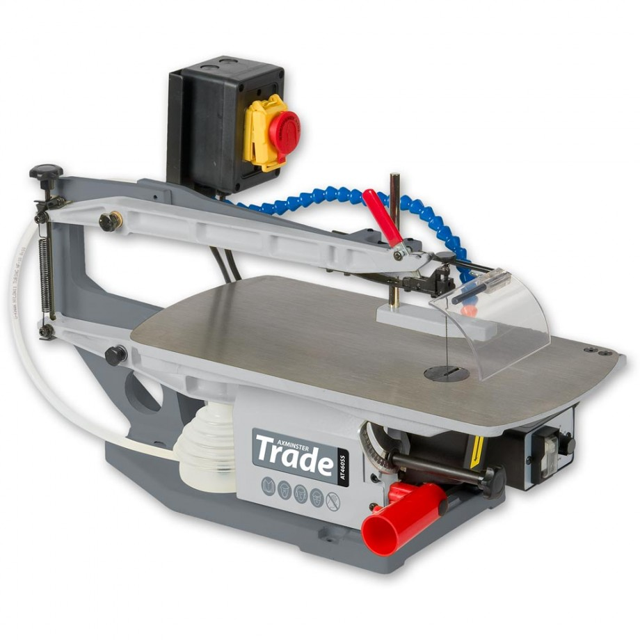 Axminster Trade Series AWFS18 Scroll Saw
