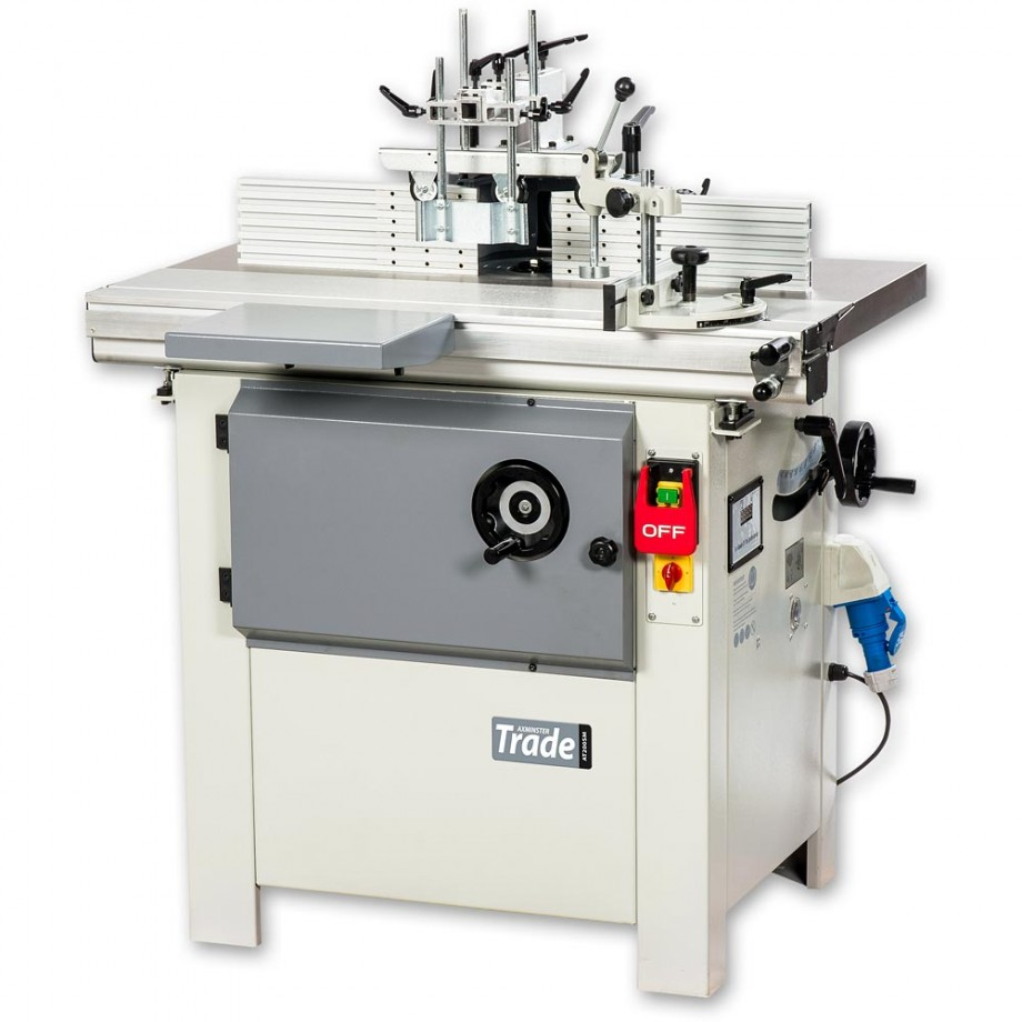 Axminster Trade Series WS1000TA Spindle Moulder