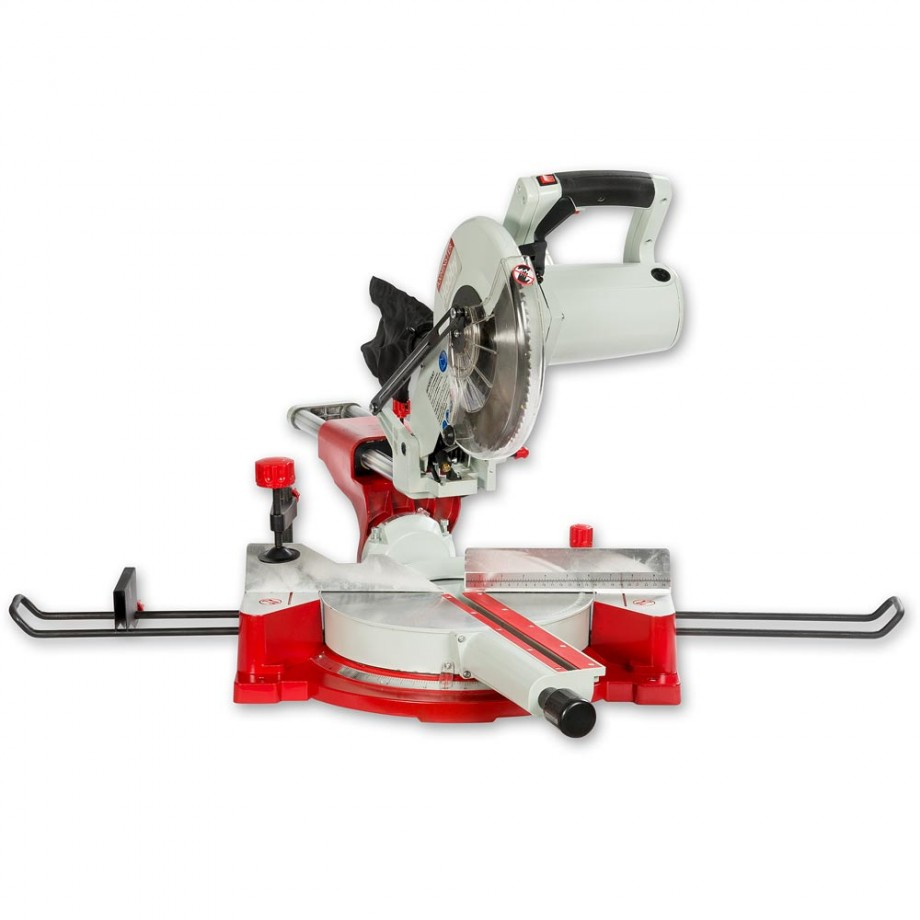 Axminster Hobby Series AWSMS102 254mm Slide Mitre Saw