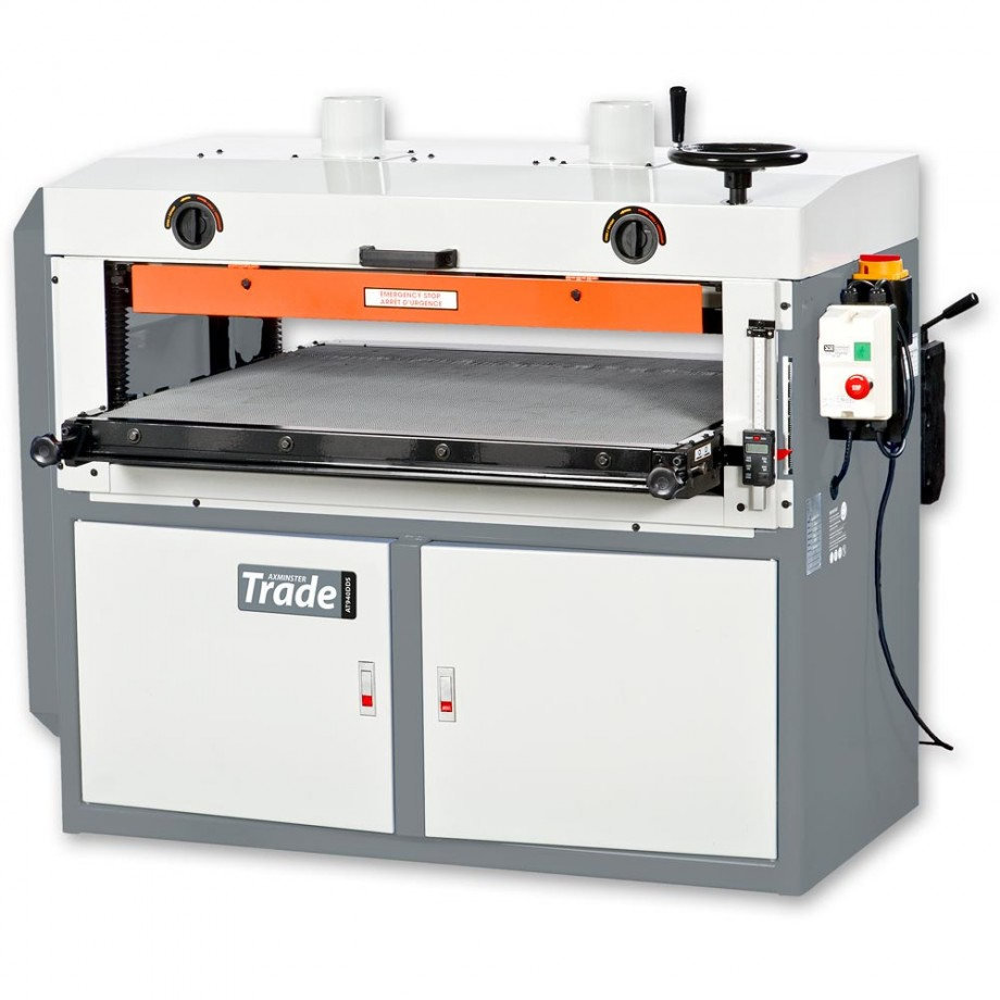 Axminster Trade AT940DDS Dual Drum Sander