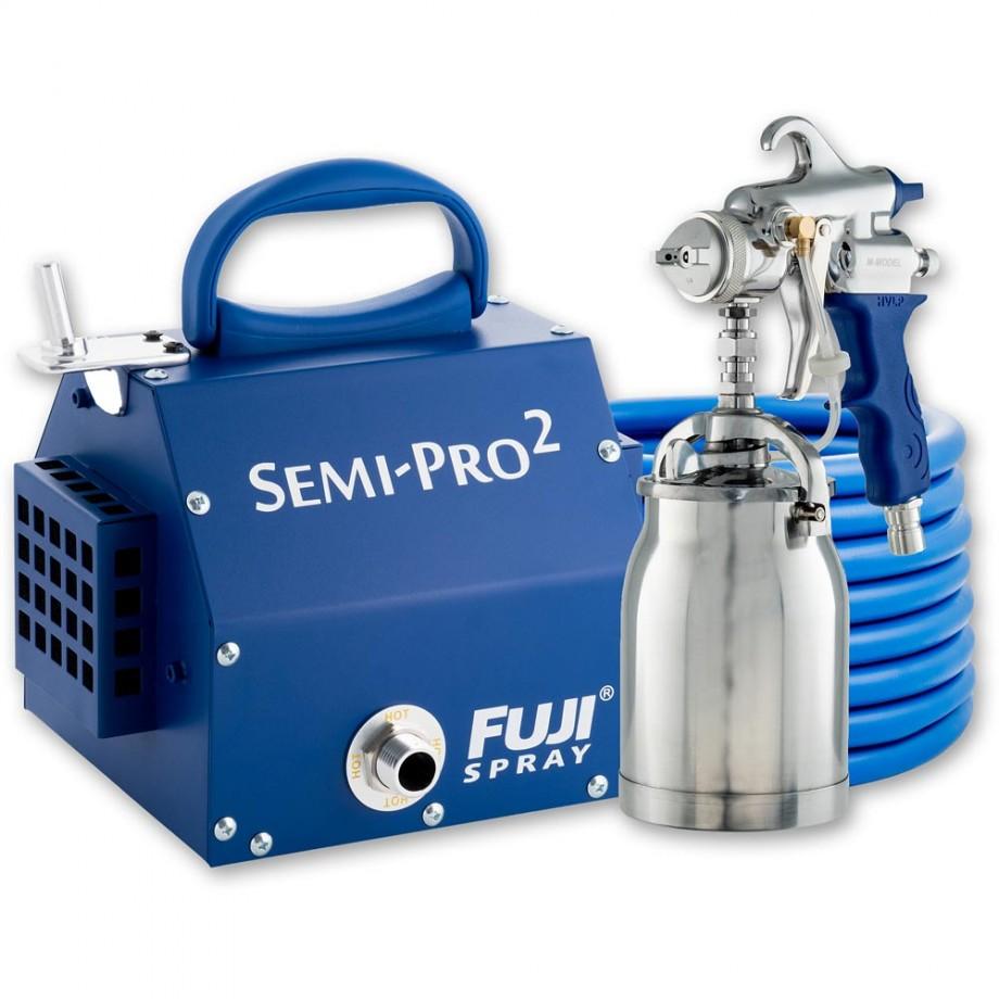 Fuji Semi Pro2 Hvlp Spray System Hvlp Spray Systems