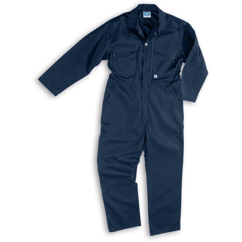 Zip Front Boiler Suit