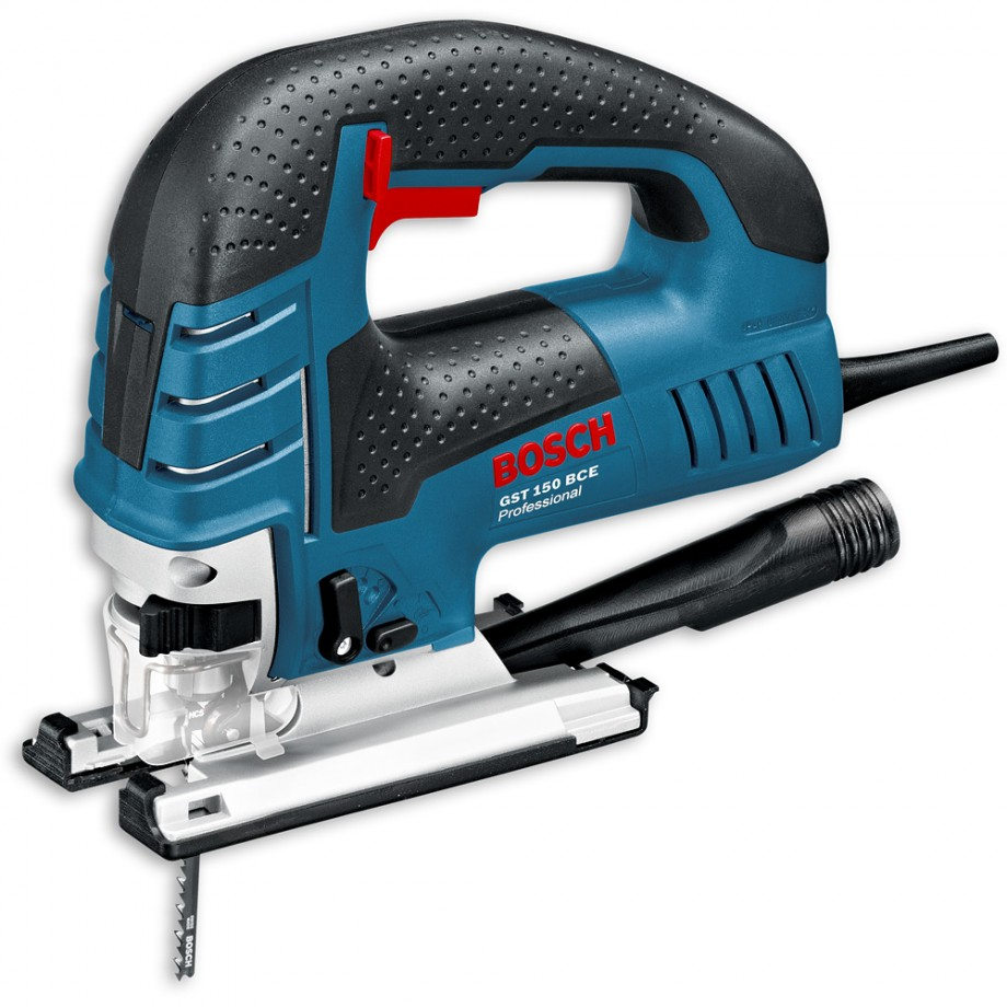 Bosch GST 150 BCE Jigsaw with Bow Handle