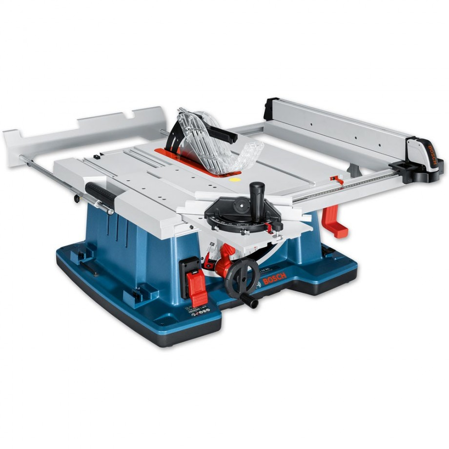 Merveilleux Bosch GTS 10 XC 254mm Table Saw