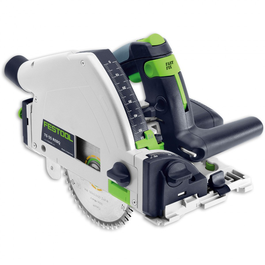 Festool TS 55R EBQ-Plus Plunge Saw