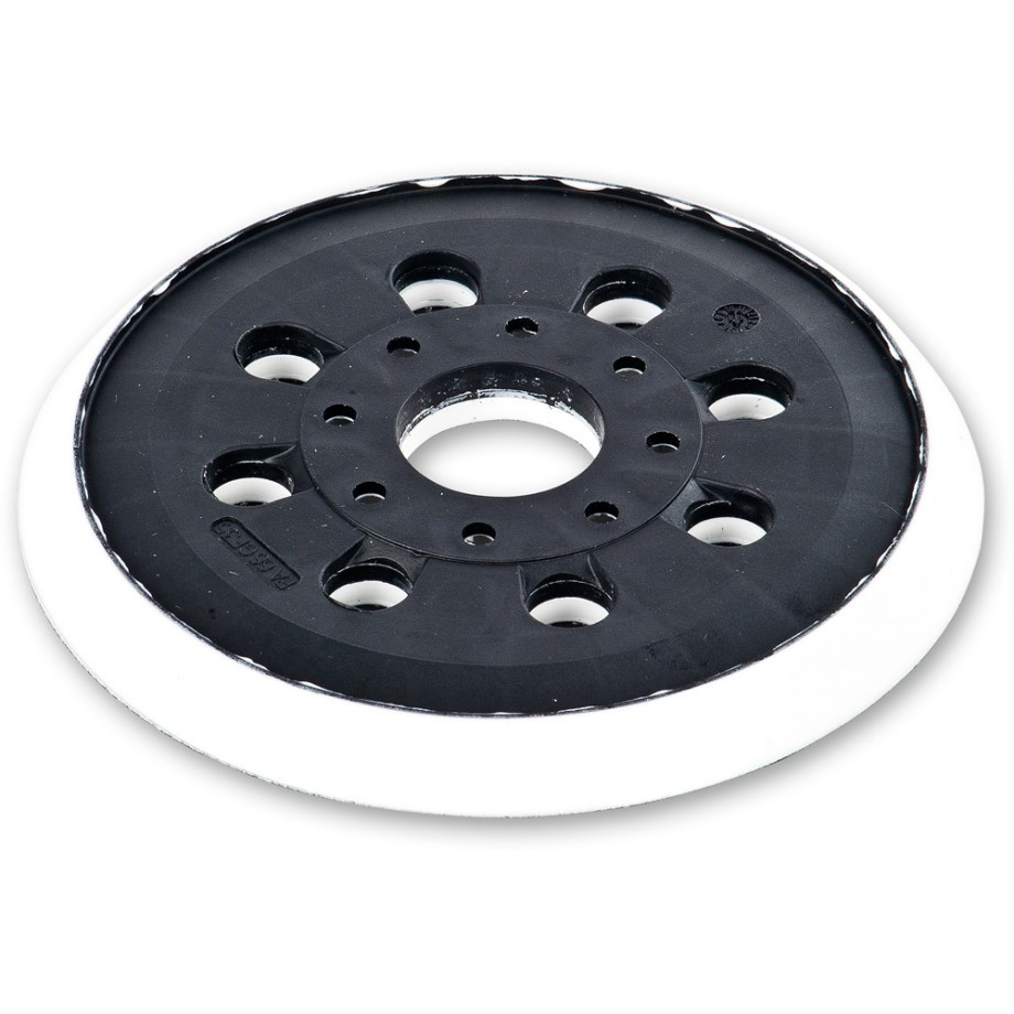 Bosch Backing Pad For Gex 125 1 Ae Sander Random Orbit