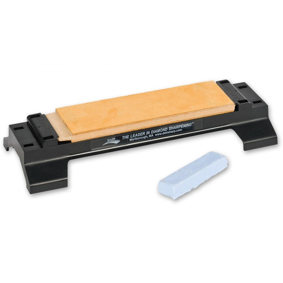 Connell Double Sided Strop with Dialux Paste and Stand