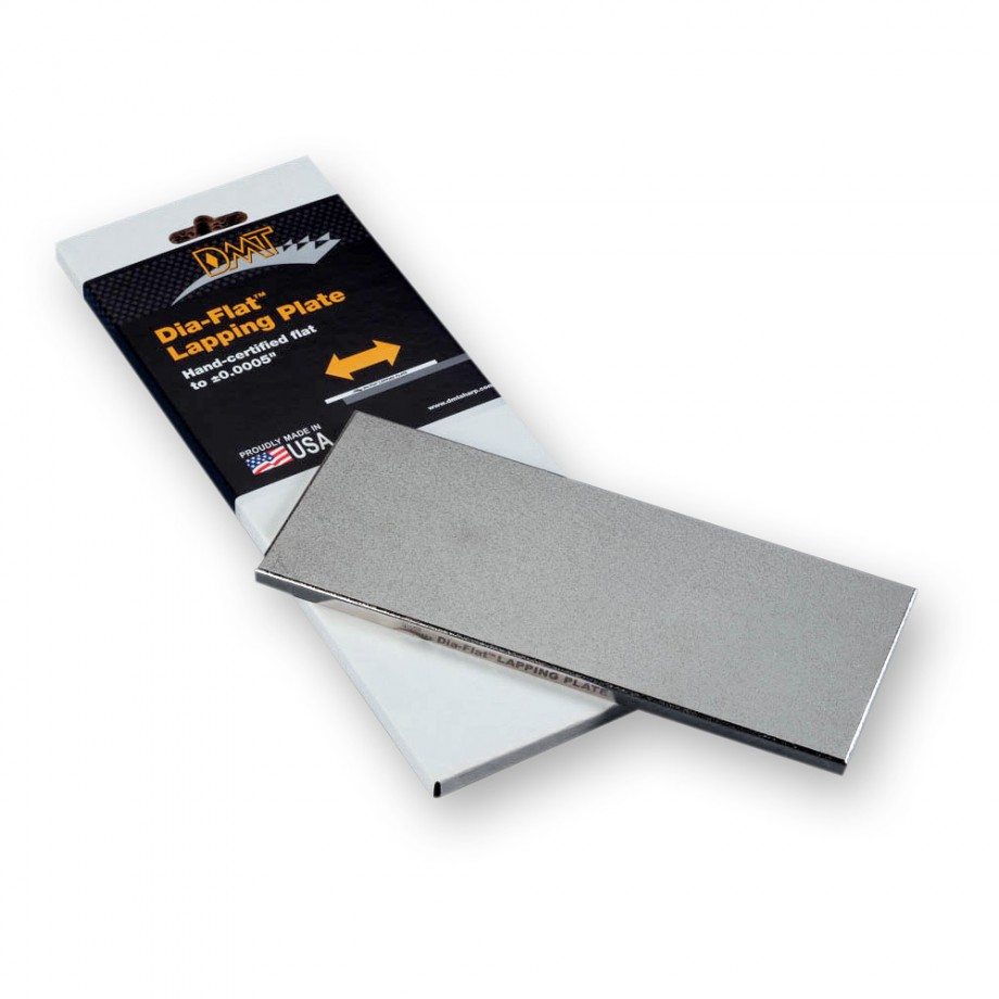 DMT Dia Flat Diamond Lapping Plate - Lapping - Sharpening ...