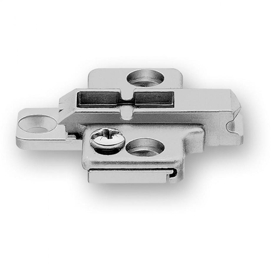 Blum CLIP-TOP Hinge Cruciform, no screws