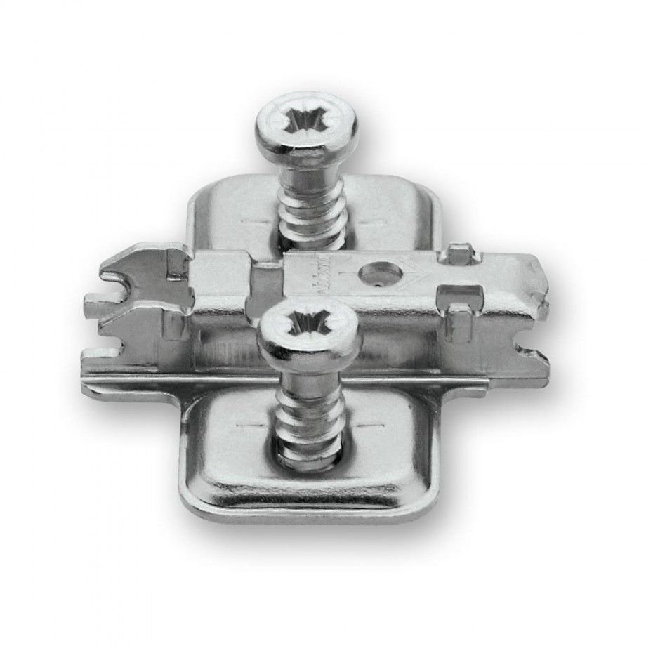 Blum CLIP-TOP Hinge Cruciform c/w screws
