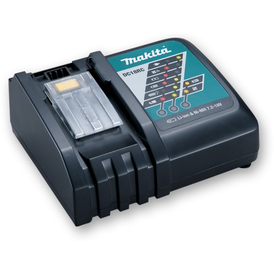 Makita DC18RC Battery Charger - 230V