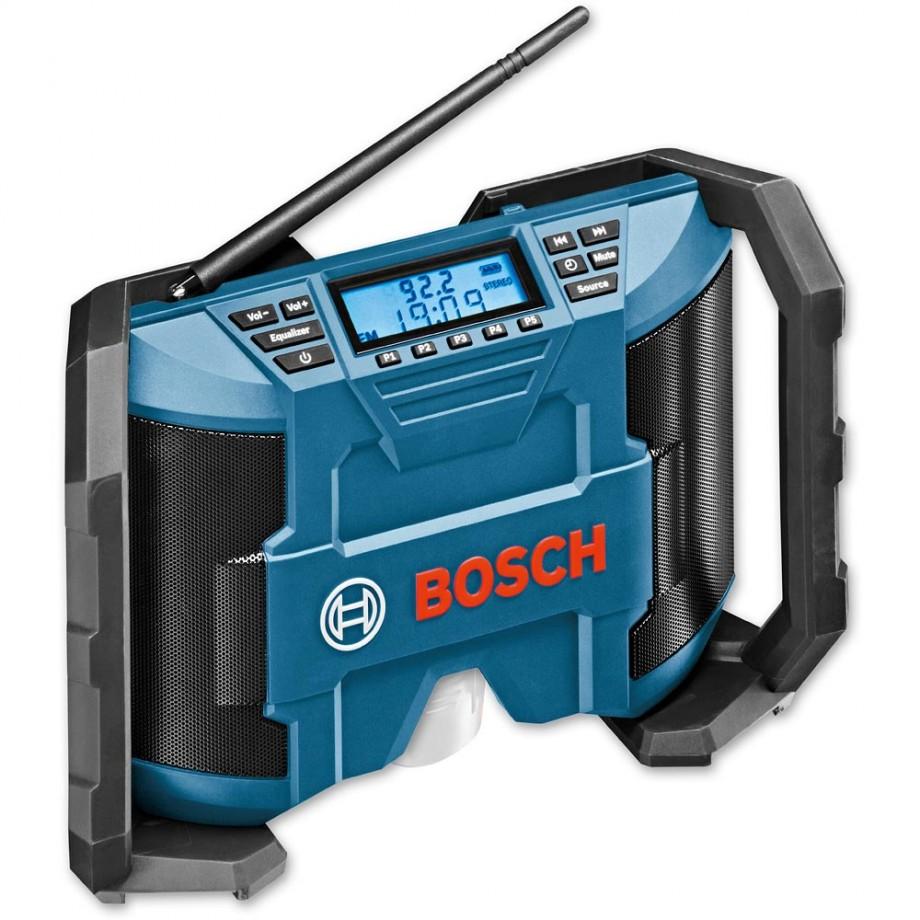 Bosch GPB 12V10N Jobsite Radio