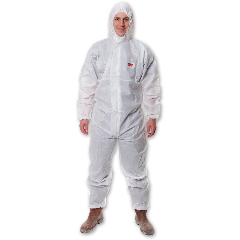 """3M Coverall Large Type 5/6 - Chest Size 43-45"""""""