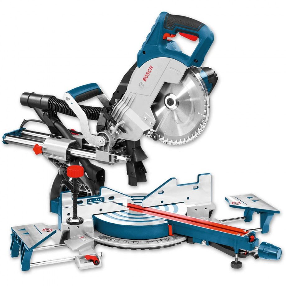 Bosch GCM 8 SJL 216mm Slide Mitre Saw